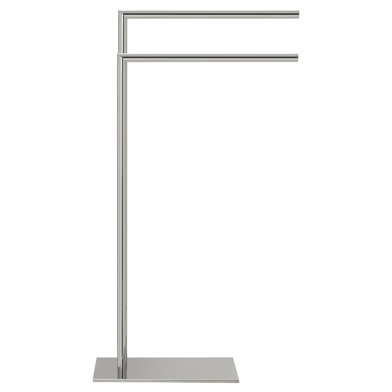 chrom Sealskin Handtuchst/änder Tube 45,5 x 81 x 19,8 cm Metall