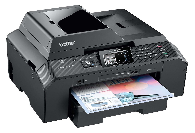 Brother MFC-J5910DW - Impresora Multifunción (importado de ...