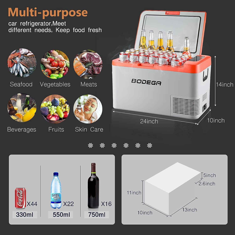 Appliances Refrigerators ghdonat.com Camping Portable Freezer Car ...