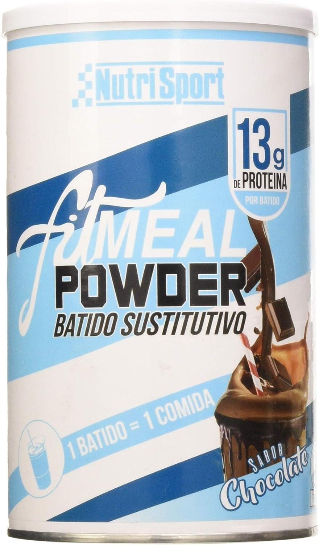 Nutri-Sport Fitmeal Powder Choco Nutri-Sport 200 g: Amazon.es ...