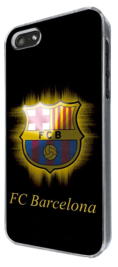 Amazon.com: Barcelona Football Logo Sport Design iphone 4 4S ...