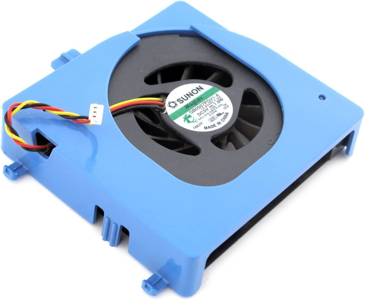 Optiplex 745 755 760 USFF Ultra Small Form Factor Hard Drive Fan DW016 HK120