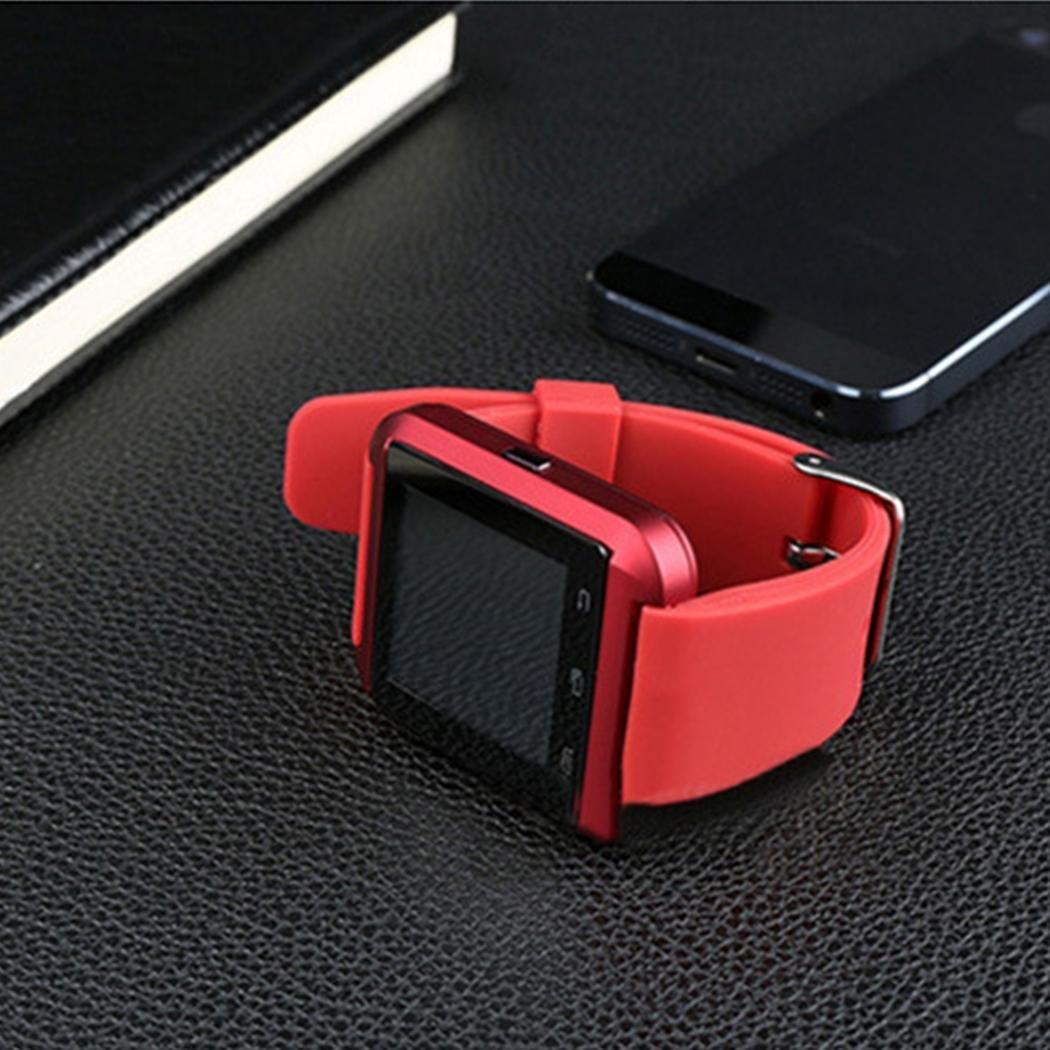 Amazon.com: Yealsha USB Bluetooth Smart Watch Sport Watch Touch Screen Pedometer Sleep Monitor Call/Music Player Anti-Lost: Clothing