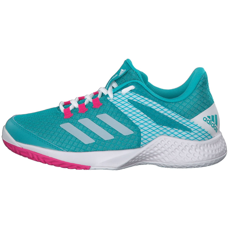 Adidas W, Adizero Club 2 W, B076X91RRQ B076X91RRQ W, Zapatillas de Multicolor 56270a
