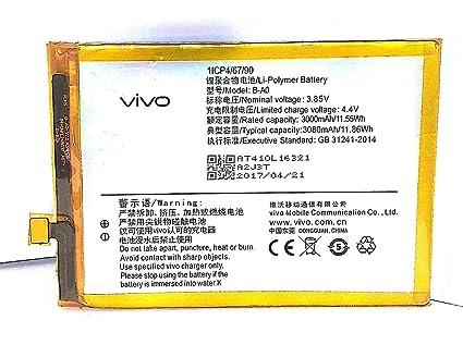 Virateck Battery For VIVO V3 Max IN (B-AO) 3080mAh