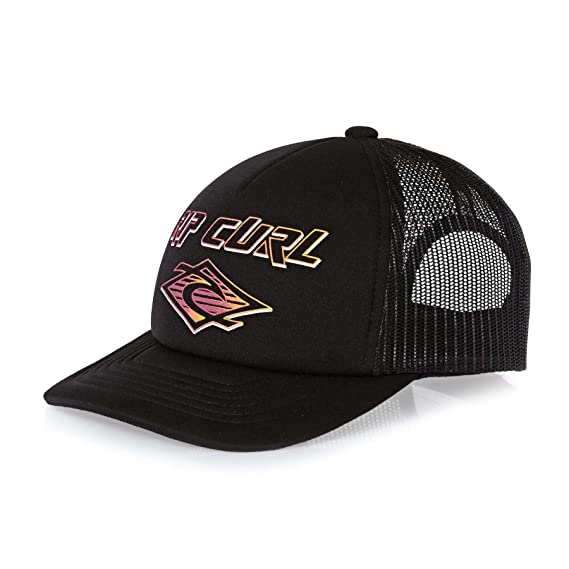 Rip Curl Back To Basic Trucker Cap - Black: Amazon.es: Ropa y ...