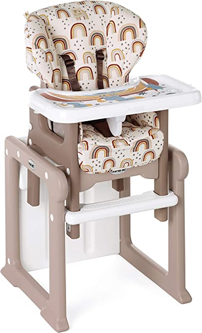 Jané Activa – Evolutive High Chair Transformable into Table