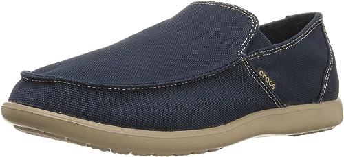 Crocs Santa Cruz Clean Cut Loafer, Men