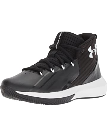 132afbb6af7 Under Armour Boys  Grade School Launch Basketball Shoe