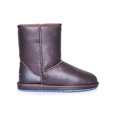 c69b4e8200c UGG Boots Short Classic - Premium Australian Sheepskin Women Men ...