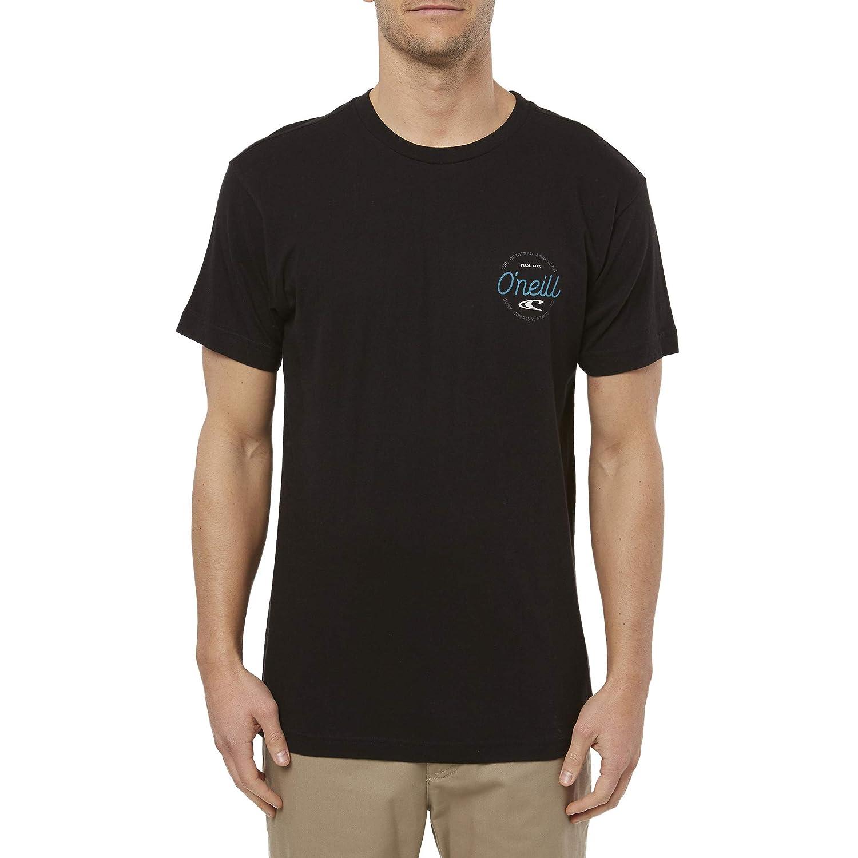 ONEILL Mens Pocket Logo Short Sleeve Tee