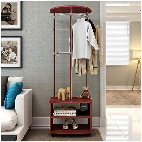 Amazon.com: LYHOME - Perchero moderno para abrigos, con ...