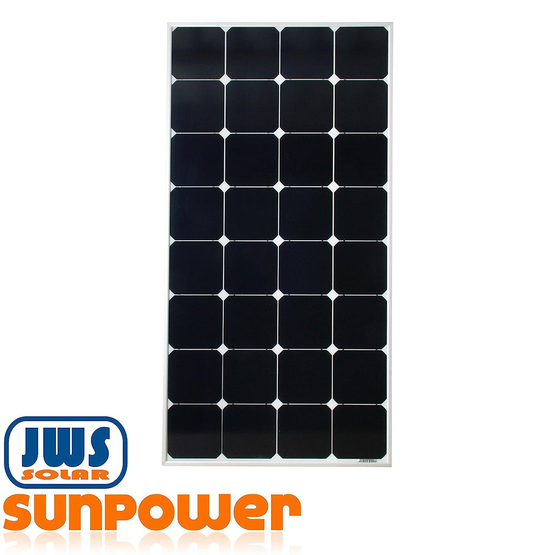 SunPower Solar Panel Solar Module 100watt Backcon Tact Cell V 12/V Solar