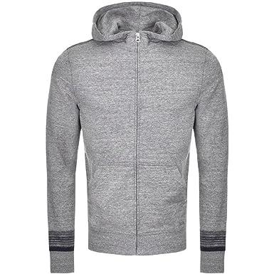 495ab65e5 Grey Mens HUGO BOSS Orange Zappa Hoodie Grey - Medium: Amazon.co.uk:  Clothing