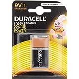 Duracell Plus Power Batteria Alcalina, Transistor, 9V, confezione da 1