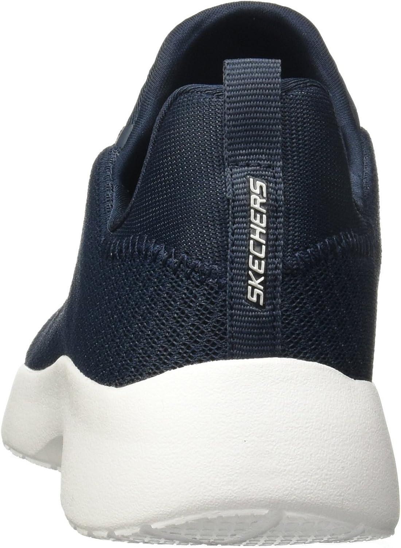 Skechers Damen 12980 Sneaker, schwarz, 34 EU