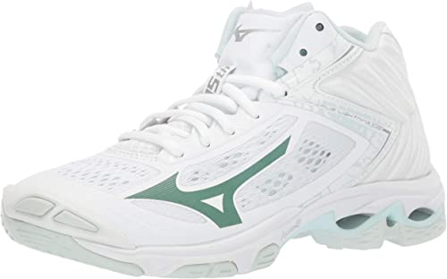 mizuno wave lightning z4 womens volleyball shoes video zalando