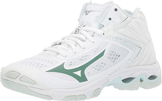 mizuno womens volleyball shoes size 8 xl junior full sleeve
