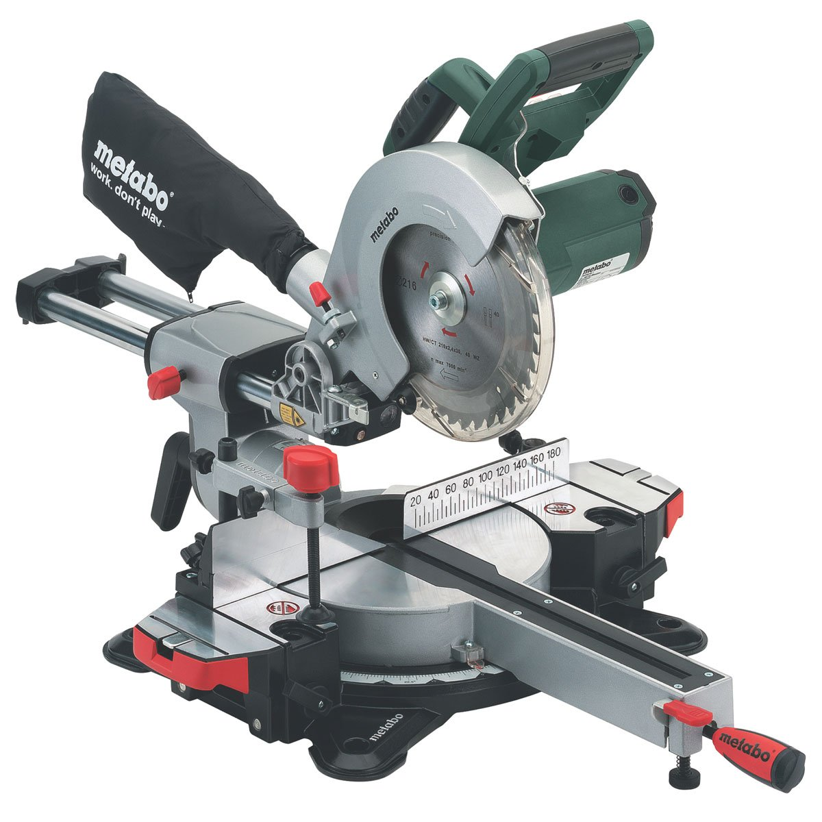 Bekend Metabo KGS216M Crosscut and Mitre Saw, 2.5 x 1.6-ft: Amazon.co.uk  NW-81