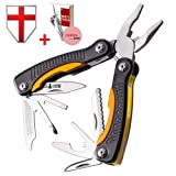 Grand Way Mini Utility Multitool with Knife and