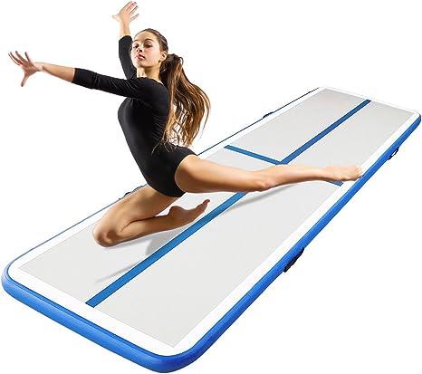 Amazon Com Hans Alice H A 6 6 X 3 3 Inflatable Gymnastic