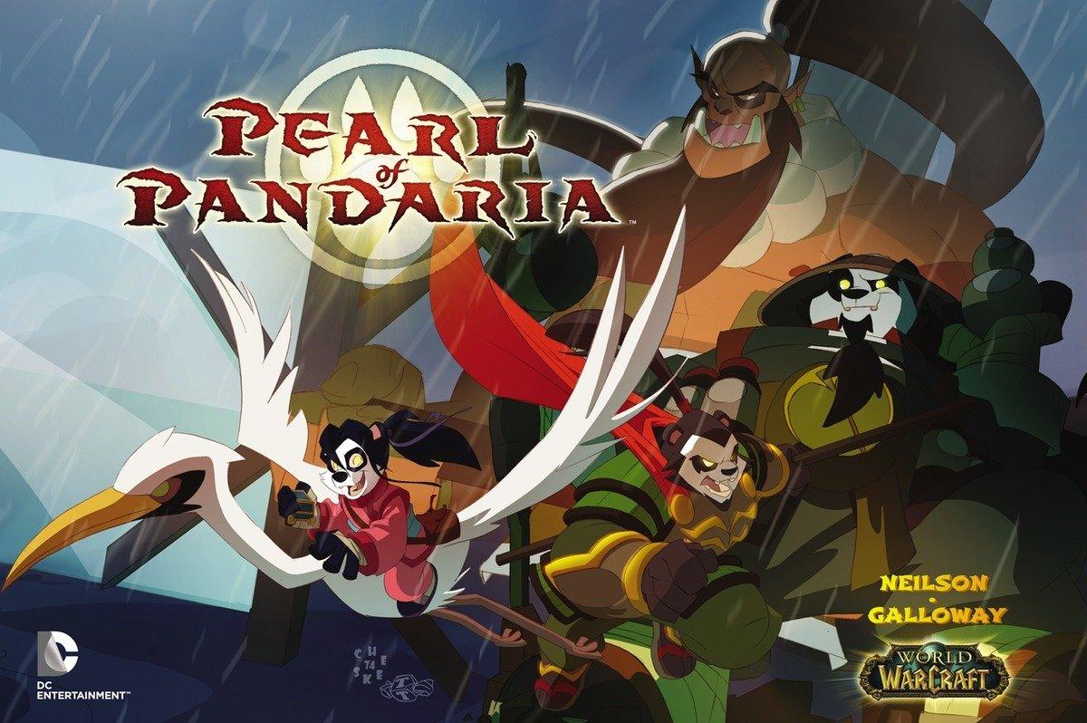 Download World of Warcraft: Pearl of Pandaria PDF