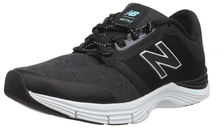 Noir (noir lumière Tidepool Heather Re3) 37.5 EU nouveau   715v3, Chaussures de Fitness Femme