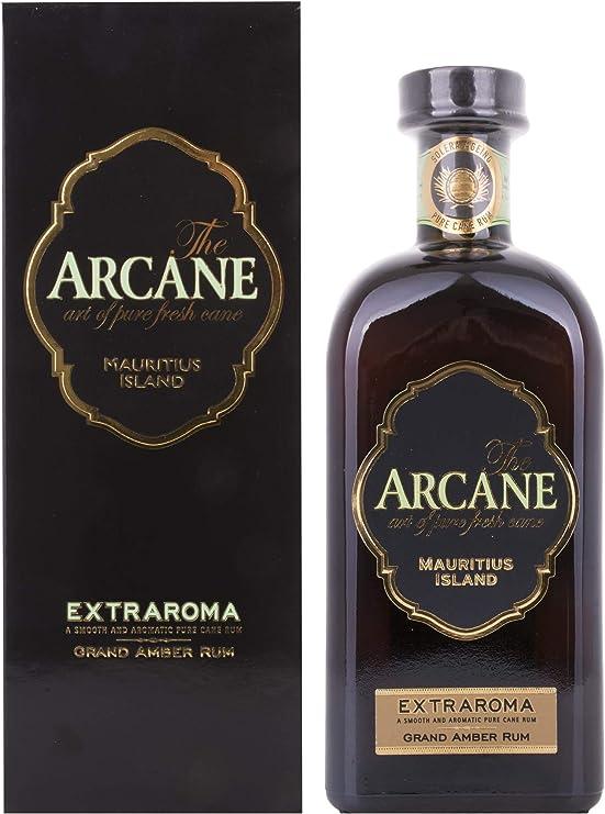 The Arcane EXTRAROMA Grand Amber Rum, 40% Vol, 1 x 0,7 l
