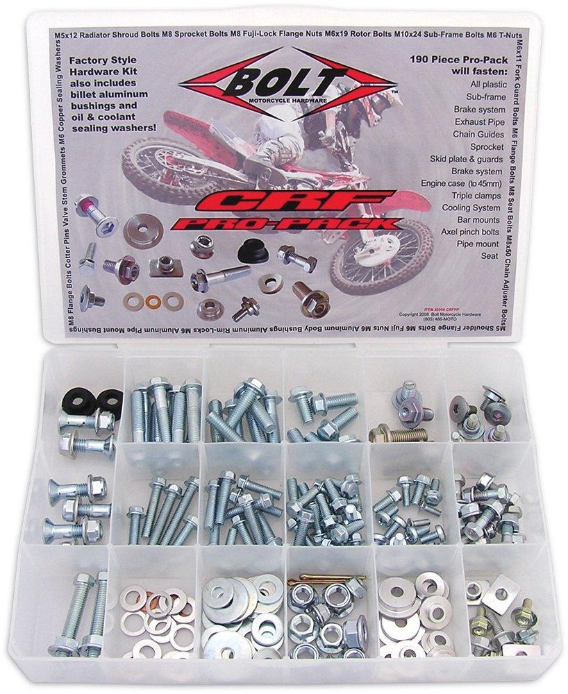 02-16 HONDA CRF450R: Bolt Honda CR/CRF Pro-Pack
