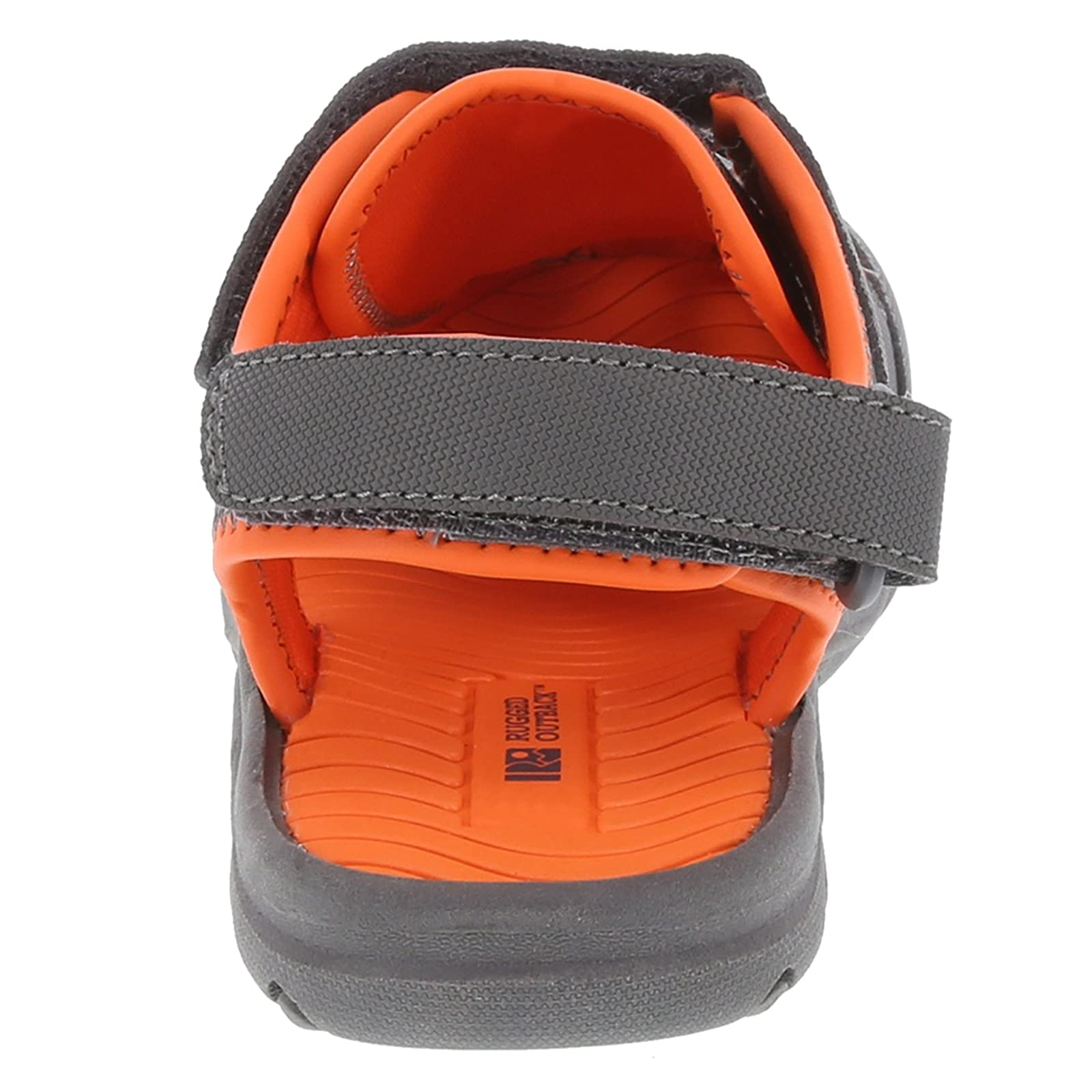 Rugged Outback Boy's Grey Orange Sport 173963130 Grey Orange - 2
