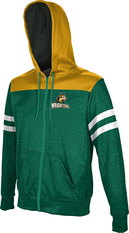 ProSphere Wright State University Boys Full Zip Hoodie Gameday