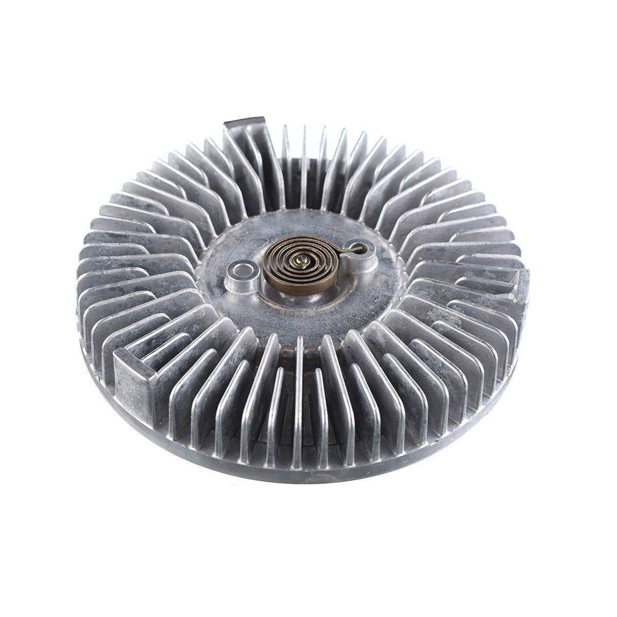 Ford Ranger Fan Clutch Noise Symptoms of a Bad or Failing Fan Clutch