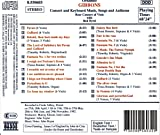 Gibbons: Consort and Keyboard Music, Songs and