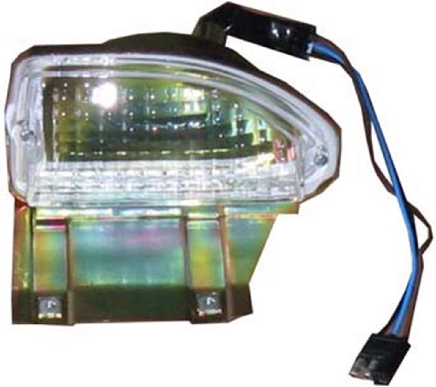Golden Star Auto PL20-69R Park Light Assembly