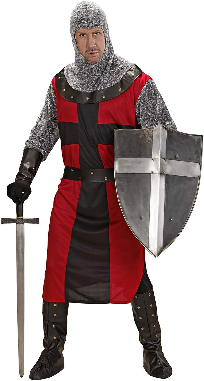 WIDMANN Desconocido Disfraz de caballero medieval para hombre ...