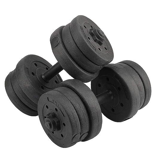 Cgqjingqi - Mancuernas para Ejercicios de Fitness (1 Juego de 20 ...