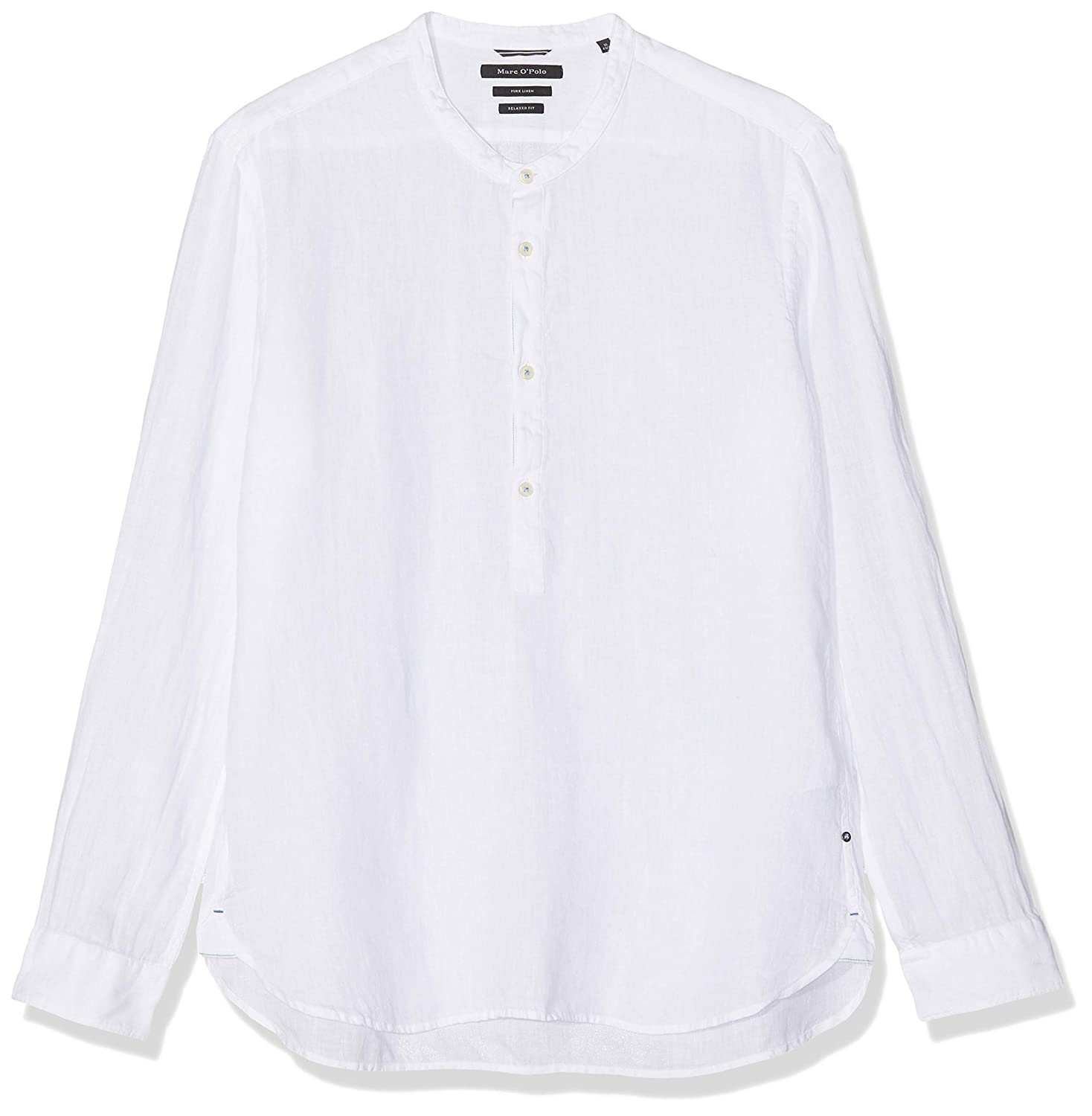 Marc OPolo 924742842416 Camisa, (White 100), X-Large para Hombre ...