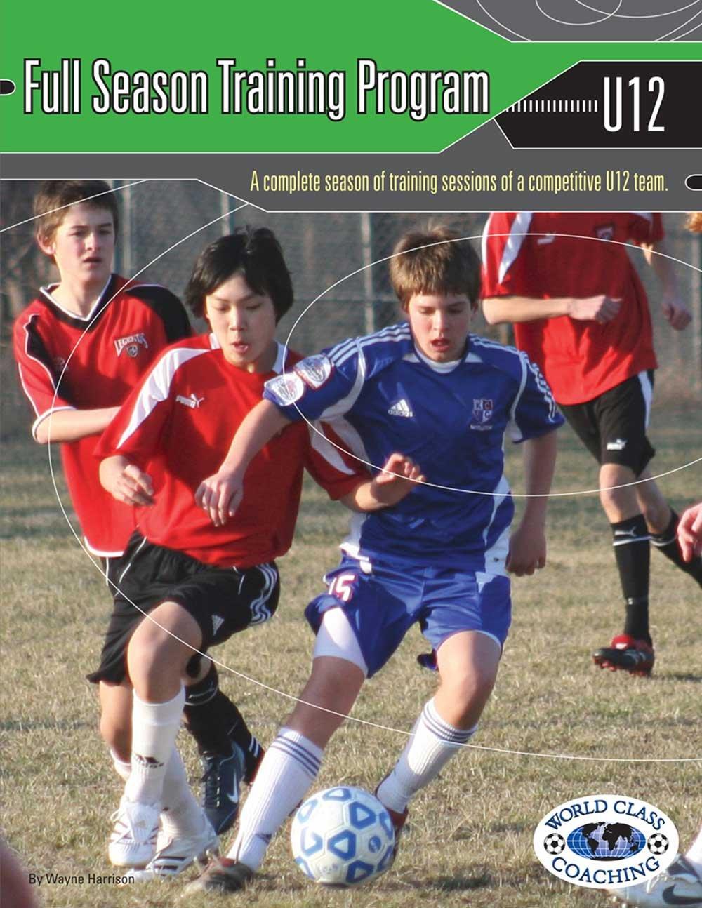 Full Season Training Program U12 pdf epub