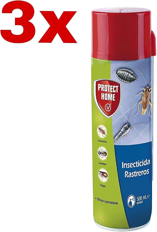 Kit Bayer Garden Blattanex Rastreros - Insecticidad domestico de accion inmediata contra cucarachas, Hormigas y Todo Tipo de Insectos Rastreros