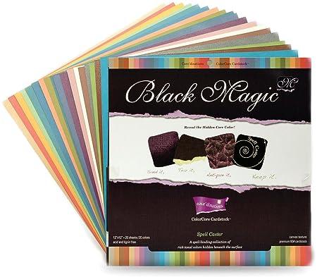 Core'dinations Black Magic - Spell Caster 12x12