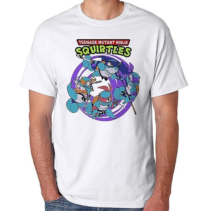 Amazon.com: Top-Tshirt Teenage Mutant Ninja Squirtles For ...