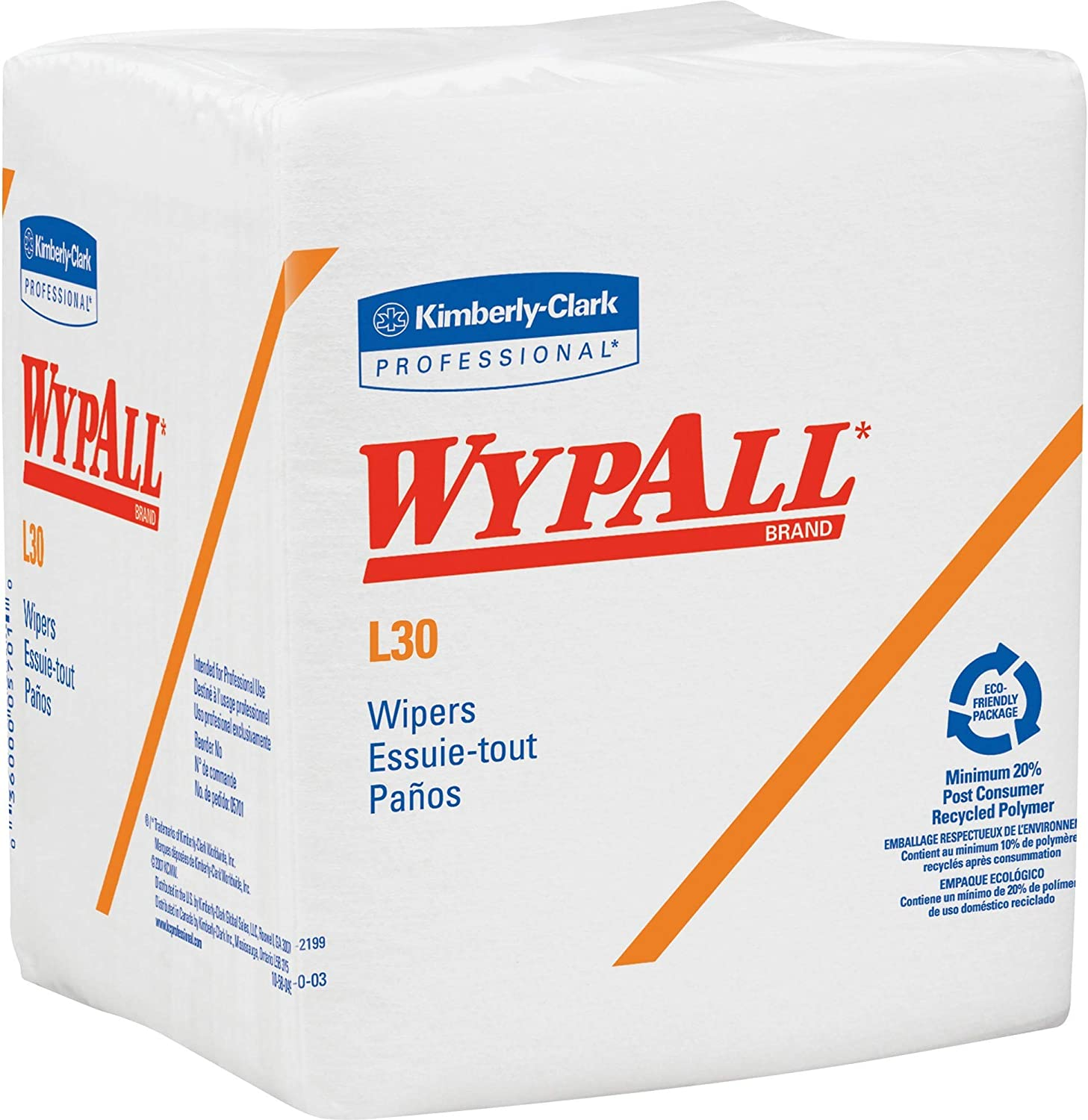 Wypall 34865 Disposable Wipes Hydroknit PK 912 for sale online