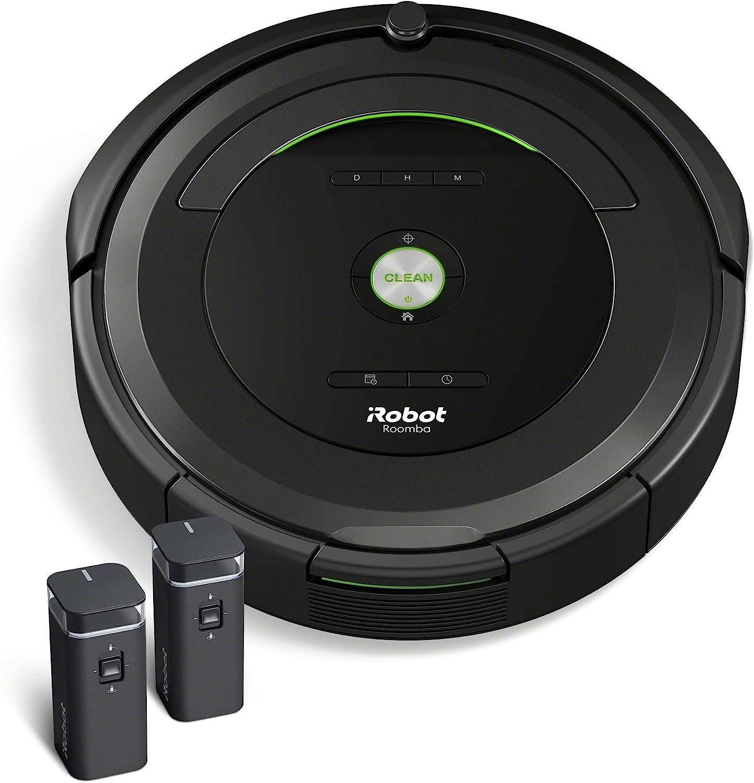 iRobot Roomba 685 aspiradora robótica con 2 barreras de Pared ...
