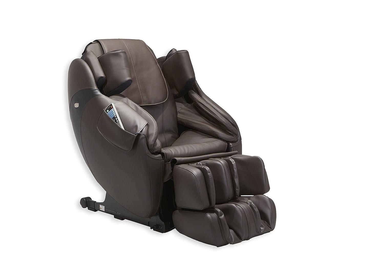 amazon com inada hcp s373 br flex 3s massage chair dark brown