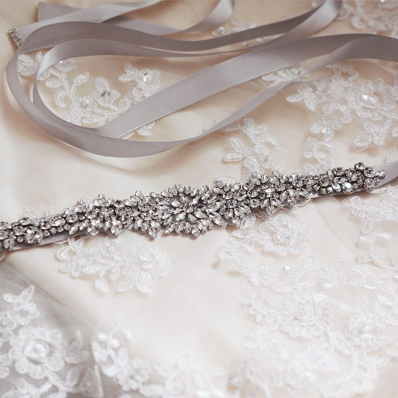 Ungewöhnlich Vintage Hochzeitskleid Schärpen Gürtel Galerie ...