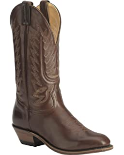 6f31cb7da8a Amazon.com | Boulet Men's Fancy Stitched Cowboy Boot Pointed Toe | Boots