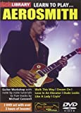 Learn to Play - Aerosmith [Import anglais]