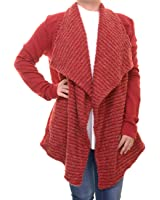 Lucky Brand Womens Wool Blend Flyaway Cardigan Sweater