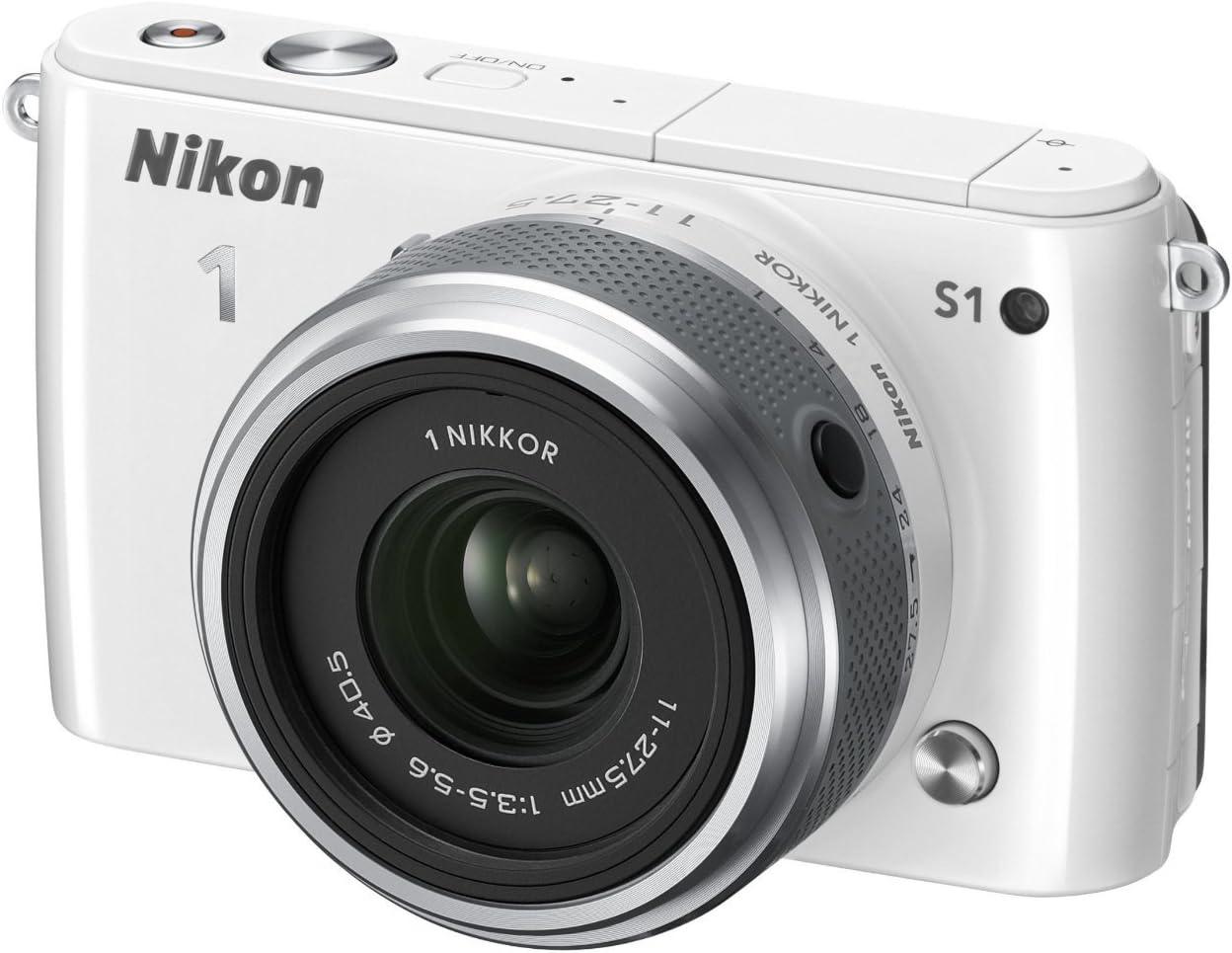 Nikon 1 S1 - Cámara Evil de 10.1 MP (Pantalla 3