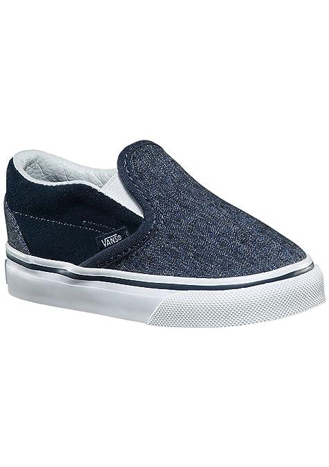 Vans K Old Skool V Pop Vvhec0f - Zapatillas de Lona para Unisex-niños, Color Gris, Talla 27: Vans: Amazon.es: Zapatos y complementos